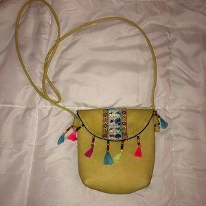boho cross body bag